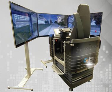 Truck/Bus Driving Simulator