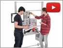 Training System: Electrical Machines and Drives Trainer