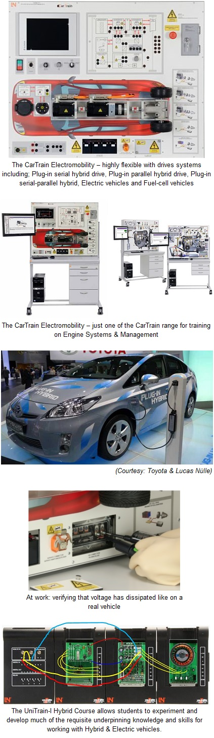 Product Focus The Cartrain Electromobility Hybrid