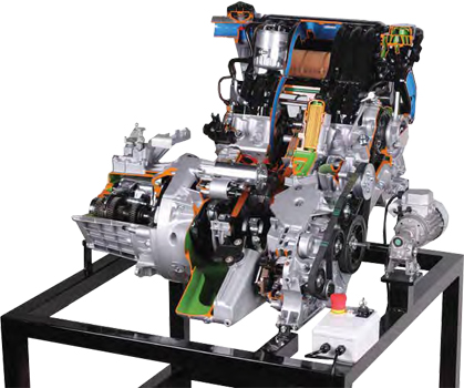 Multipoint Electronic Fuel Injection Petrol Engine (Mercedes