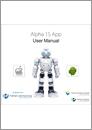 Alpha 1S Robot - App User Manual