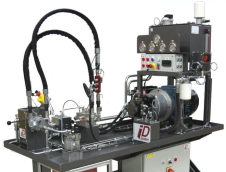 Hydrostatic Transmission Bench